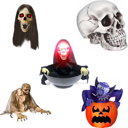 Shop for Kid-friendly halloween party decorations, Scary outdoor halloween decorations and with many other Halloween items